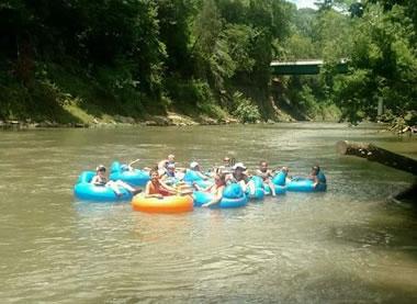 Nashville River Tubing